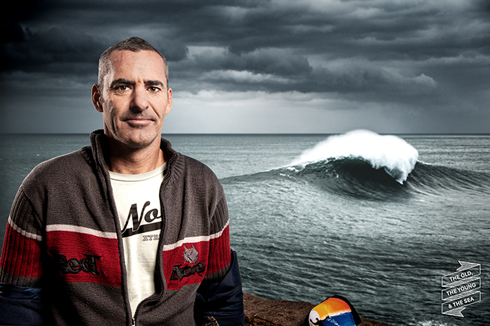 Garrett McNamara Nazare Big Wave World Record
